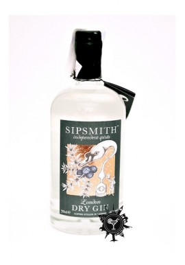 GINEBRA SIPSMITHVERDE ( GREEN LABEL)