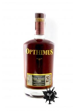 RON OPTHIMUS 25 AÑOS MALT WHISKY TOMATIN