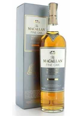 WHISKY THE MACALLAN FINE OAK MASTERS EDITION