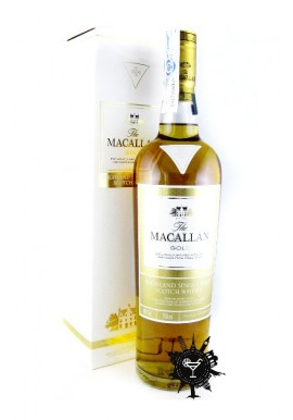 WHISKY THE MACALLAN GOLD 1824