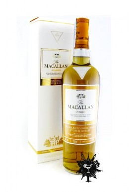 WHISKY THE MACALLAN AMBER 1824