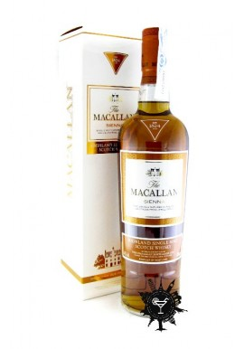 WHISKY THE MACALLAN SIENNA 1824