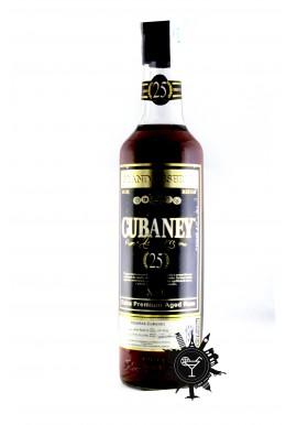 RON CUBANEY 25 AÑOS GRAN RESERVA XO