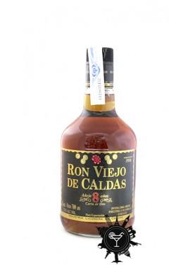 RON VIEJO DE CALDAS AÑEJO 8 AÑOS