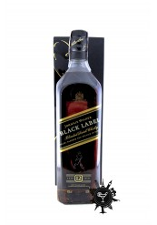 WHISKY JHONNIE WALKER BLACK LABEL 1L