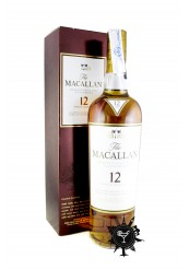 THE MACALLAN 12 YEARS SHERRY OAK CASKS