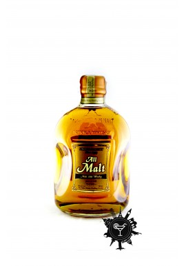 WHISKY NIKKA ALL MALT ( JAPON )