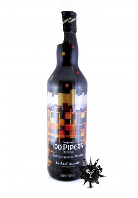 WHISKY 100 PIPER 1L