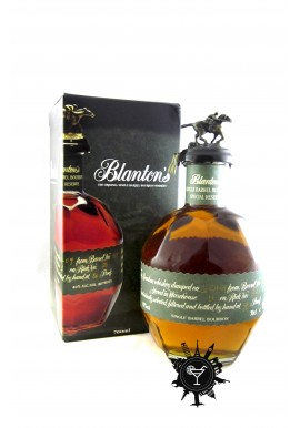 WHIKSY BLANTON'S SINGLE BARREL