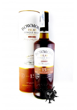 WHISKY BOWMORE ISLAY 15 AÑOS 1 LITRO
