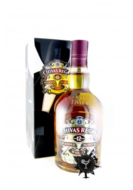 WHISKY CHIVAS REGAL 12 AÑOS BLENDED SCOTCH