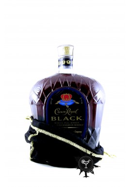 WHISKY CROWN ROYAL BLACK