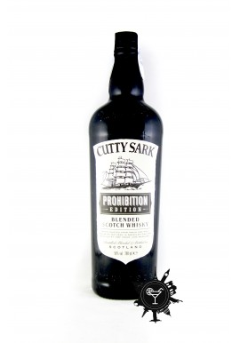 WHIKSY CUTTY SARK PROHIBITION