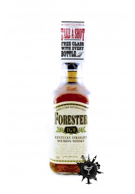 WHIKSY FORESTER BOURBON KENTUCKY