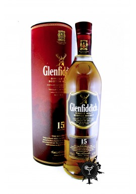 WHISKY GLENFIDDICH 15 AÑOS 70 CL
