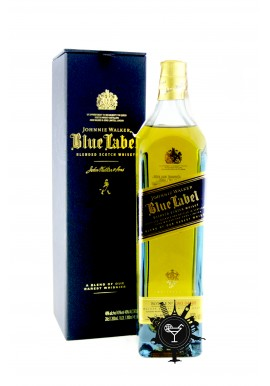 PETACA WHISKY JHONNIE WALKER BLUE LABEL 20 CL