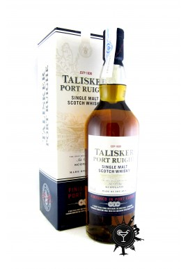 WHIKSY TALISKER PORT RUIGHE SINGLE MALT