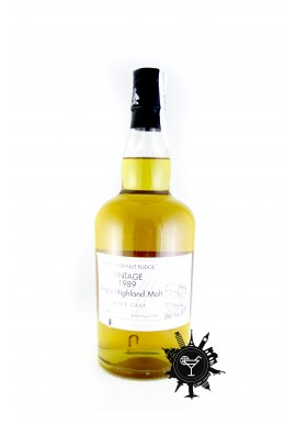 WHISKY WEMYSS VINTAGE MALTS - FRUIT AND NUT FUDGE - HIGHLANDS