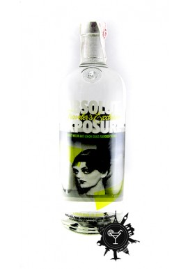 VODKA ABSOLUT EXPOSURE 1 L