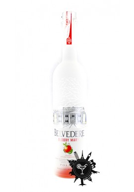 VODKA BELVEDERE BLOODY MARY