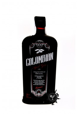 GINEBRA COLOMBIAN BLACK