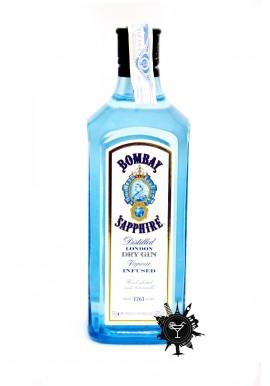 GINEBRA BOMBAY SAPPHIRE 70 CL sin dosificador