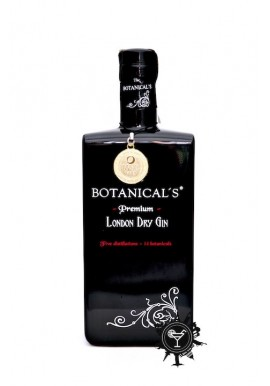 GINEBRA THE BOTANICALS